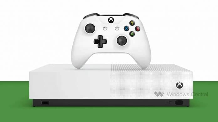 Xbox One S Digital