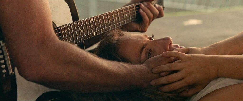 """Natürlich darf bei einem Musikfilm wie """"A Star Is Born"""" eine gewisse Menge an Gefühl nicht fehlen (Im Bild: Ally verkörpert von Lady Gaga)"""