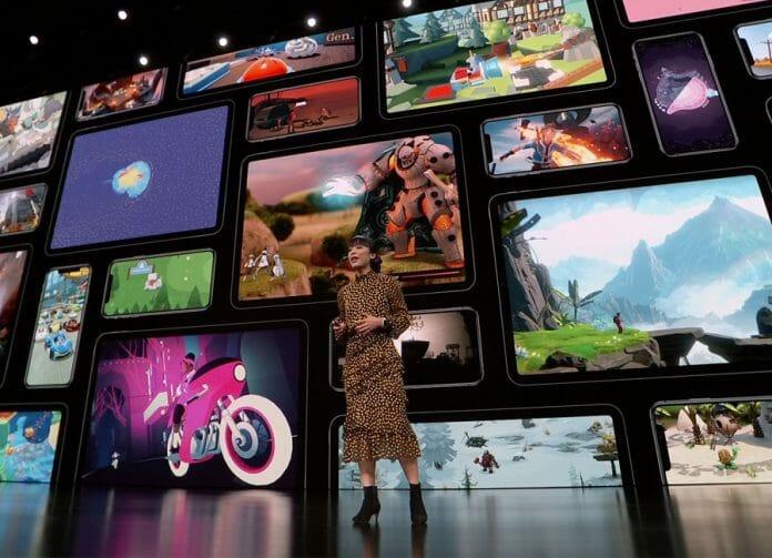 Apple Arcade ist eine Gaming-Flatrate mit über 100 hochwertigen, ausgewählten Spielen.