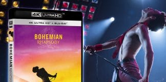 Die 4K Blu-ray von Bohemian Rhapsody hat uns im Test durchweg überzeugt!