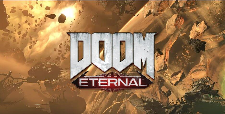 """""""Doom: Eternal"""" ist einer der ersten großen neuen Spiele die auf der Stadia-Plattform angeboten werden."""