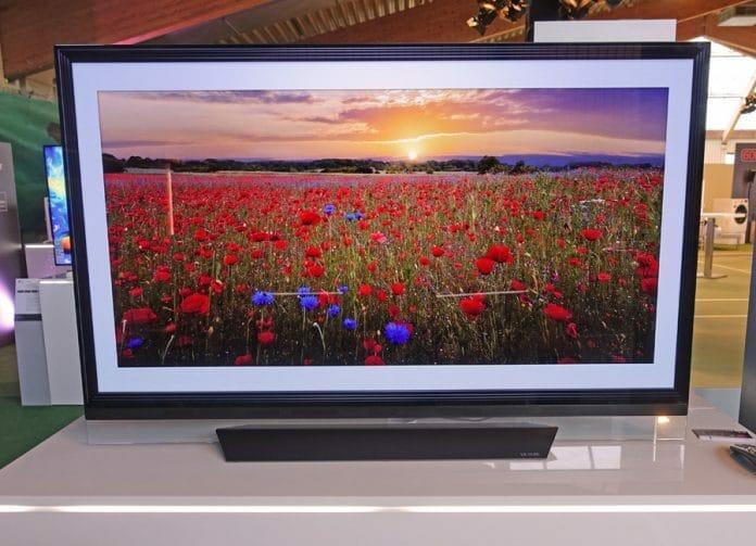 Das neue Firmware-Update 04.10.31 soll Bilddarstellungs-Probleme der 2018 OLED TVs beheben