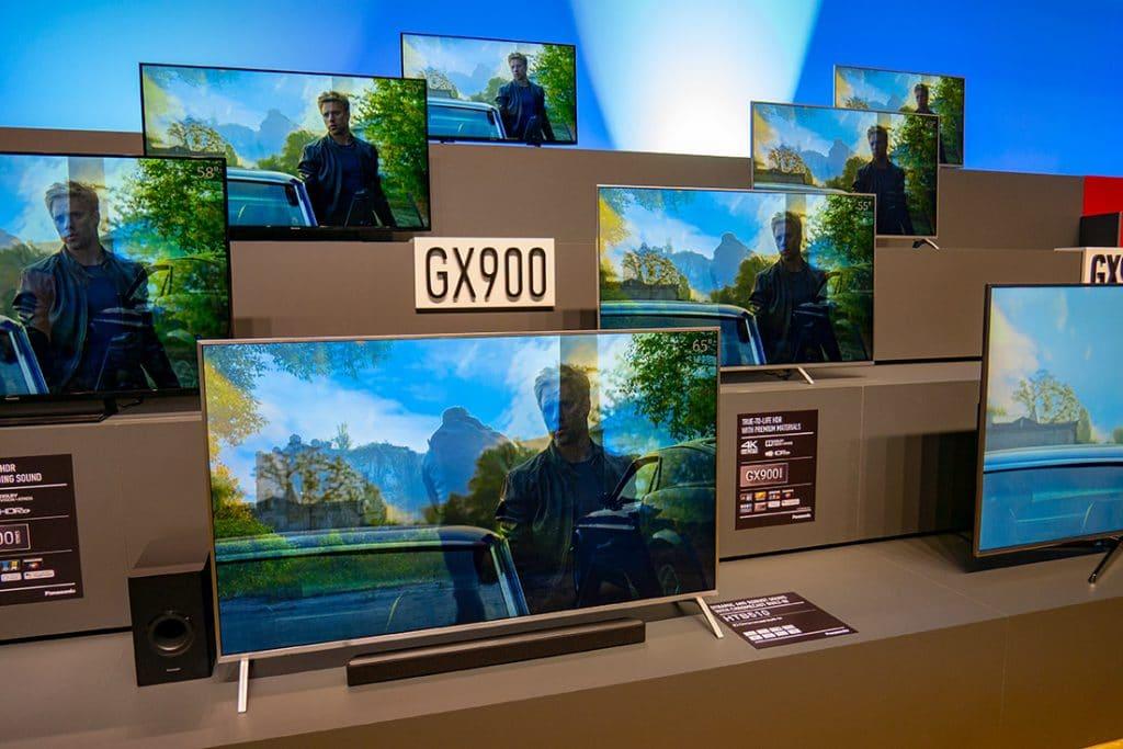 Die GXW904 4K LCD TVs sind ab März/April 2019 ab 899 Euro im Handel erhältlich!