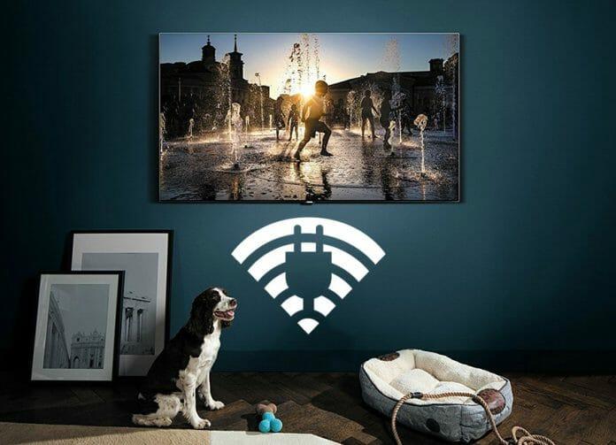 Samsung patentiert eine Technik um einen Fernseher drahtlos mit Strom zu versorgen!