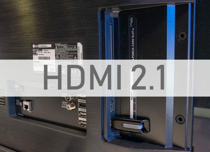 Ist HDMI 2.1 in 2019 ein