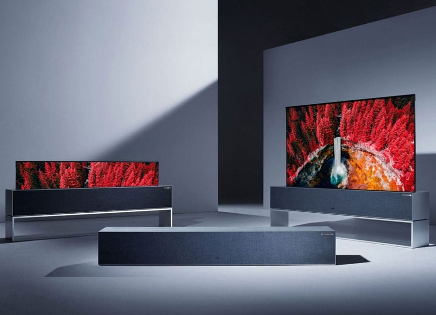 lg plant kleinere gr en f r oled fernseher mit 4k und 8k. Black Bedroom Furniture Sets. Home Design Ideas