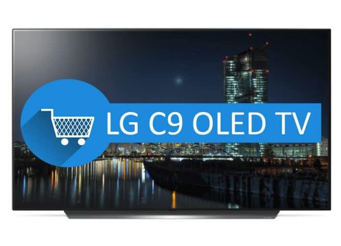 Mit dem C9 kann der erste 4K OLED TV mit HDMI 2.1 vorbestellt werden
