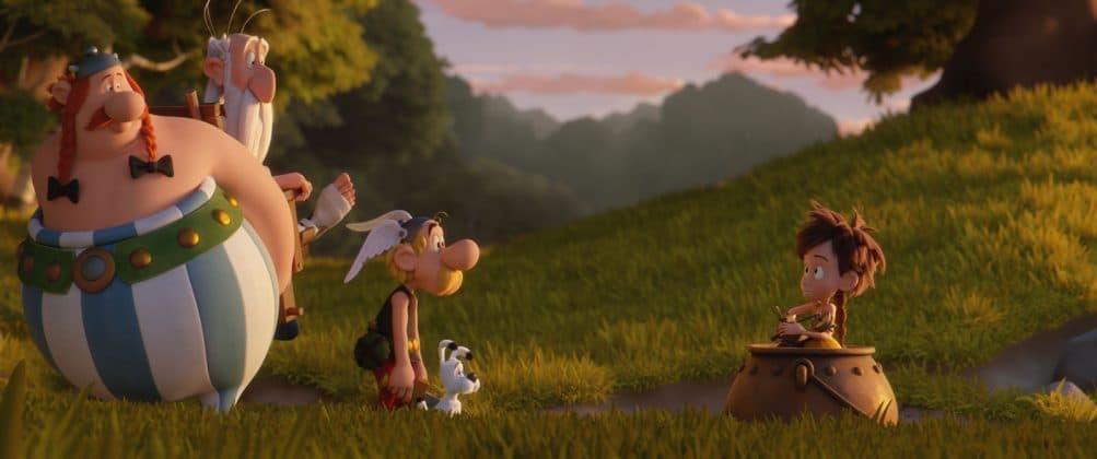 Asterix, Obelix und Miraculix suchen einen Druiden-Nachfolger