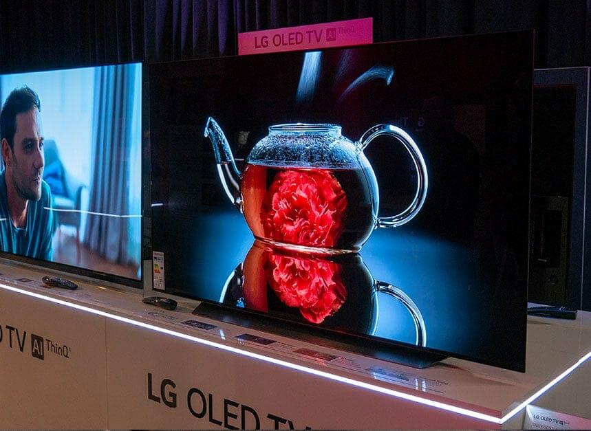 TV-Geräte wie dieser C97 OLED TV von LG sind bereits mit HDMI 2.1 ausgestattet!