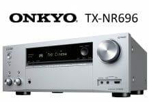 Der TX-NR696 erweitert Onkyos AV-Receiver Lineup 2019