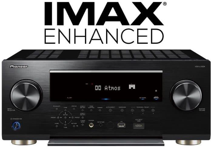 Die neuen Pioneer VSX-LX504 und VSX-LX304 AV-Receiver mit IMAX Enhanced Zertifizierung sind ab April 2019 erhältlich