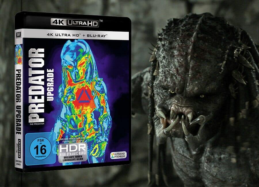 Predator Upgrade Blu Ray