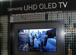 Samsung hatte letztmalig 2013 in die OLED-Technologie für TV-Geräte investiert