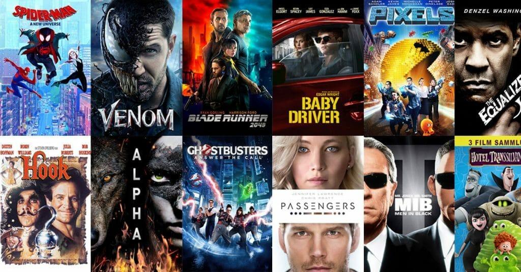 Die komplette 4K-Bibliothek von Sony Pictures ist jetzt auf iTunes verfügbar