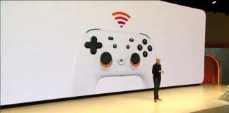 Der Stadia Controller ist die einzige optionale Hardware die Google angekündigt hat