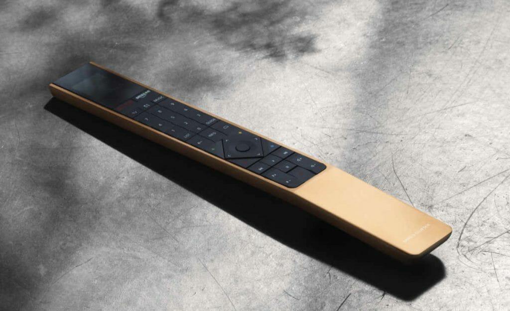 Bang & Olufsen: Beoremote One ist ebenfalls in der Farbe Bronze zu haben