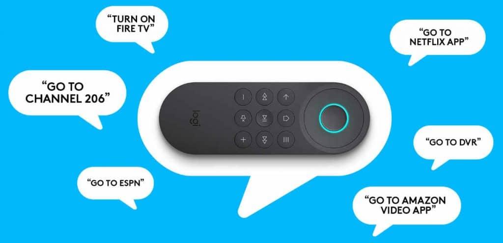Die Logitech Harmony Express fokussiert sich auf Amazon Alexa