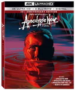 Apocalypse Now: Final Cut 4K Blu-ray (US-Cover)