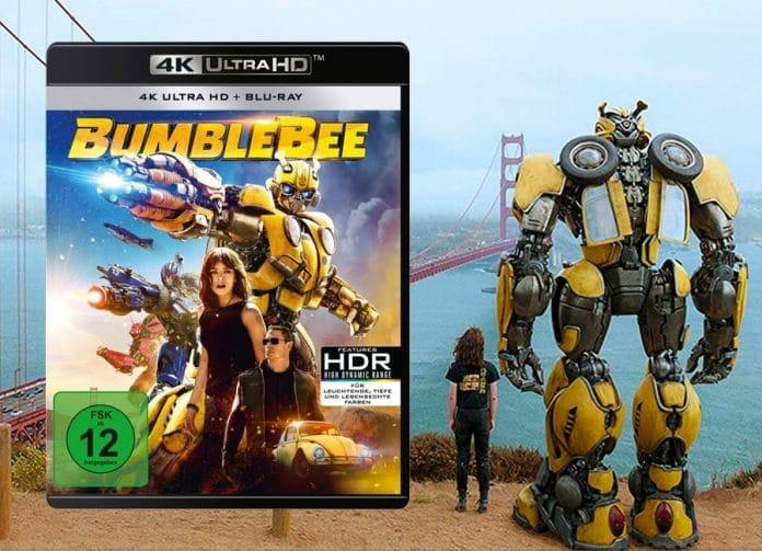 Bumblebee 4K blu-ray im Test!