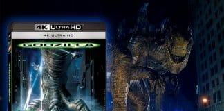GODZILLA (1998) erscheint auf 4K Ultra HD Blu-ray mit HDR10