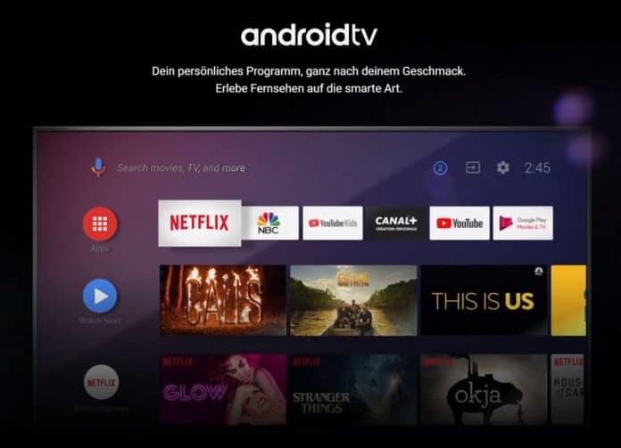 Google integriert ungefragt einen Werbebanner (Sponsored Channel) auf Android TV-Geräten