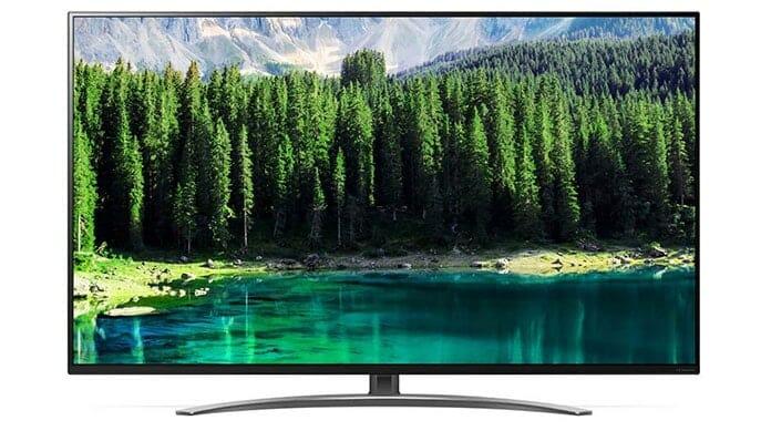 LG SM8600: Sollen mit IPS-Panel für einen extrem guten Blickwinkel sorgen