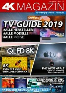 Unabhängig - aktuell - kostenlos: Das 4K Magazin von den Redakteuren von 4kfilme.de!