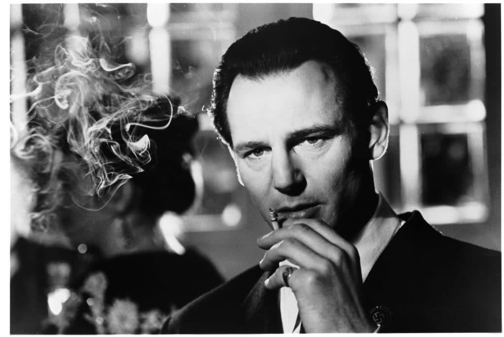 Oskar Schindler, genial gespielt von Liam Neeson