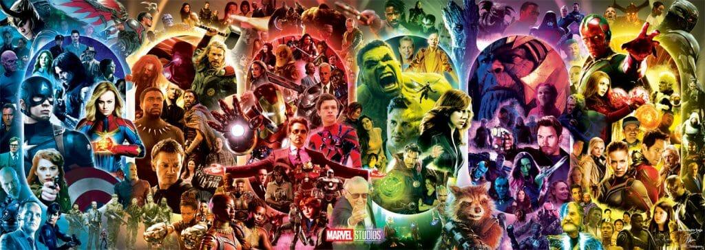 The Infinity Saga Fanart by Joel_Tempero || Bildquelle reddit.com