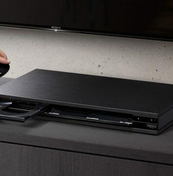 Der UBP-X1100ES 4K Player von Sony versorgt anspruchsvolle Kunden mit hochwertigem Klang und bestem Bild inkl. Dolby Vision und HLG