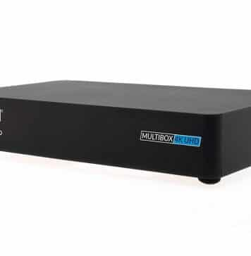 Anadol Multibox 4K UHD Receiver