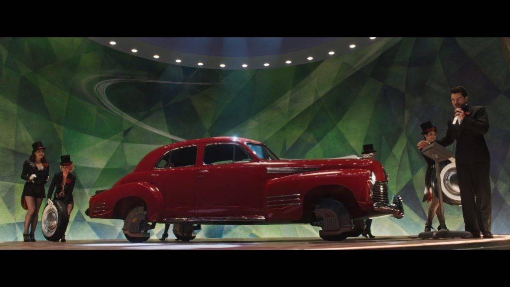 """Knallige Farben sucht man bei """"Captain America: The First Avenger"""" vergeblich"""