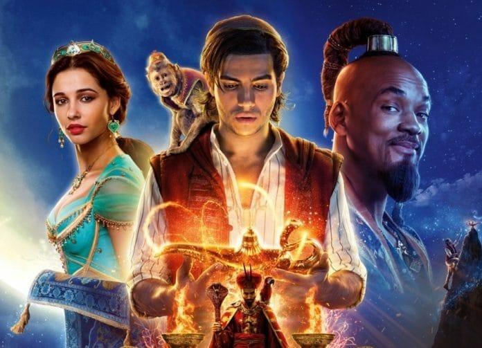 Die Live-Action Version von Disneys Aladdin erscheint auf DVD, Blu-ray, 3D Blu-ray und 4K Ultra HD Disc