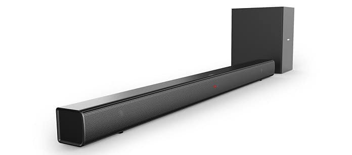 Philips HTL 1510B/12 Soundbar