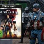 """""""Captain America: The First Avenger"""" 4K Blu-ray im Test / Review"""