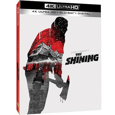 "4K Blu-ray US-Cover zu ""Shining"""
