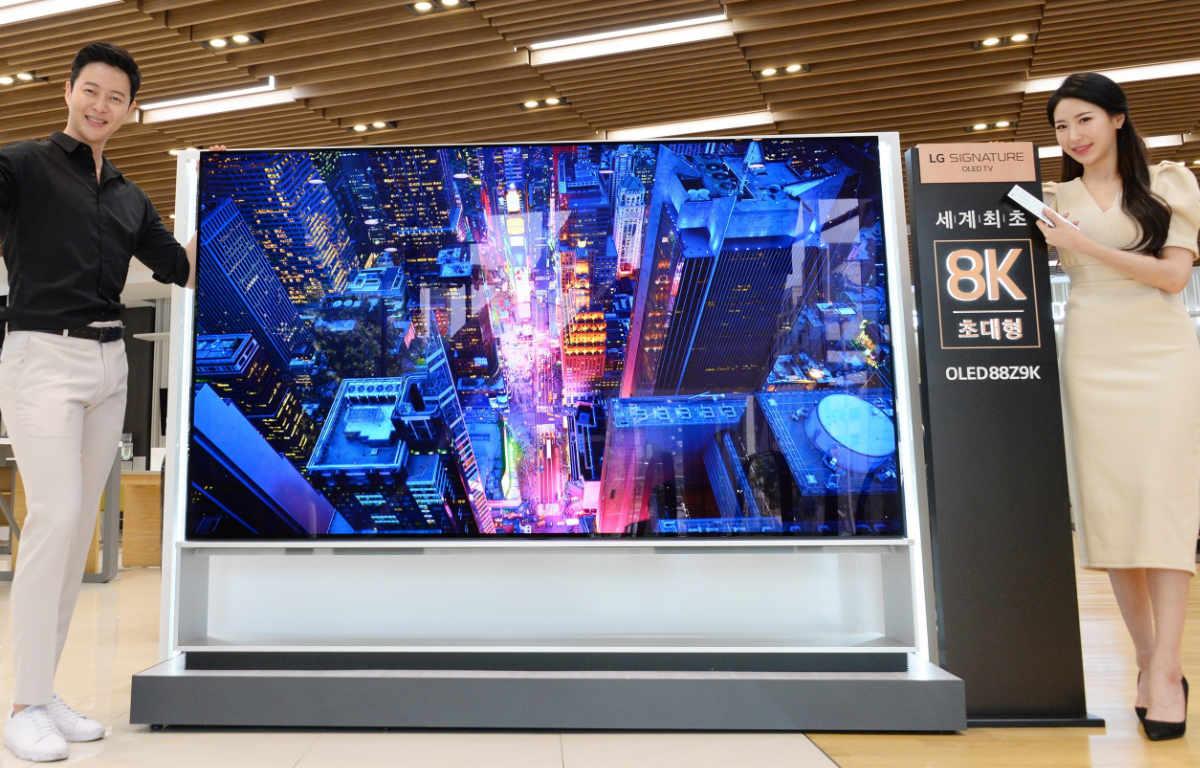 Image Result For Inch K Smart Tv