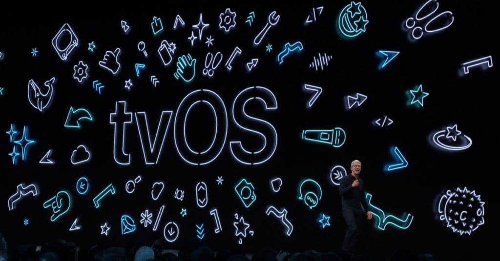 tvOS 13 wurde offiziell auf der WWDC 2019 vorgestellt