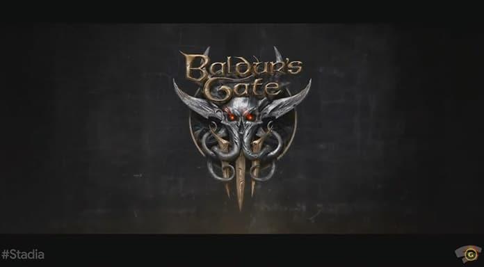 Das Rollenspiel Baldurs Gate 3 könnte das erste Stadia Exclusive sein!