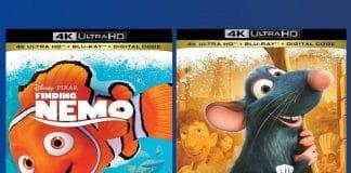 Disney möchte die beliebtesten Pixar Filme auf 4K Blu-ray veröffentlichen