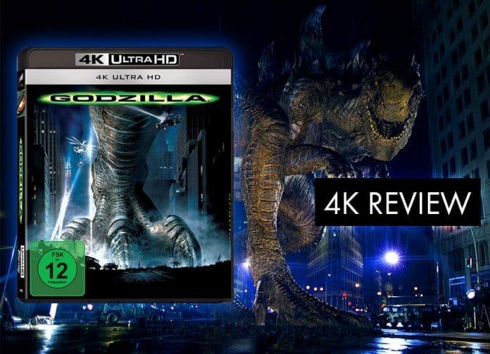 4K Blu-ray Test zum Monster-Klassiker