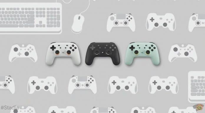 Der Google Stadia Controller ist der Schlüssel zum neuen Game-Streaming-Service