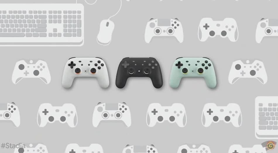 Der Google Stadia Controller verbindet sich direkt mit dem Google Datencenter und soll damit die beste Variante darstellen um den Gaming-Service nutzen zu können.