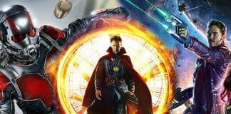Drei weitere Marvel-Blockbuster erscheinen auf 4K Blu-ray: Guardians of the Galaxy, Doctor Strange und Ant-Man