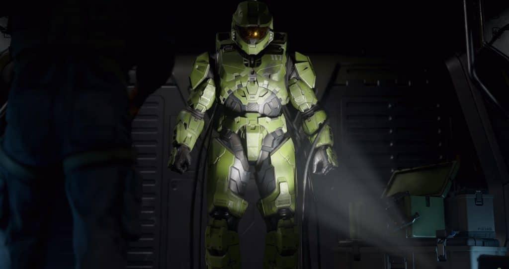 Microsoft zeigte eine 4K 60p Ingame-Demo des neuen Halo Infinite auf der Scarlett Plattform