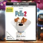 """""""Pets 2"""" erscheint wie auch der Vorgänger auf DVD, Blu-ray, 3D Blu-ray und 4K Ultra HD"""