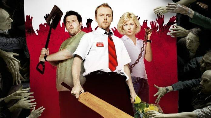 Shaun of the Dead und weitere Titel der Cornetto Trilogie erscheinen auf 4K Blu-ray