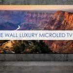 "Samsungs MicroLED TV ""The Wall Luxury"" kommt endlich in den Handel"