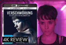 Verschwörung 4K Blu-ray in unserem Test / Review! Die Millennium-Saga geht weiter