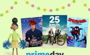 600 Filme auf Prime Video können zu je nur 99 Cent ausgeliehen werden!